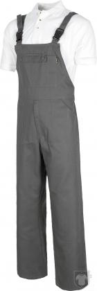 Petos Work Team Peto industrial color Grey :: Ref: GR