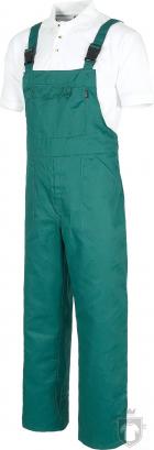 Petos Work Team Peto industrial color Green :: Ref: VD