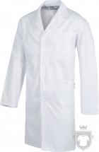 Chaquetas Work Team Bata blanca servicios color White :: Ref: BL