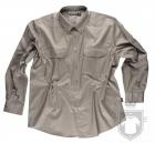 Camisas Work Team industrial B8300 color Beige :: Ref: BG