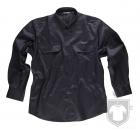 Camisas Work Team industrial B8300 color Black :: Ref: NG