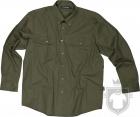 Camisas Work Team industrial B8300 color Verde Caza :: Ref: VDCZ