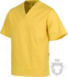 Camisas Work Team Pijama medico servicios color Yellow :: Ref: AMR