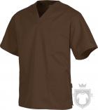 Camisas Work Team Pijama medico servicios color Marron :: Ref: MAR