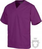 Camisas Work Team Pijama medico servicios color Morado :: Ref: MRD