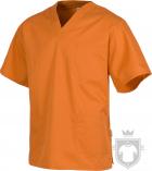 Camisas Work Team Pijama medico servicios color Orange :: Ref: NR