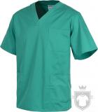 Camisas Work Team Pijama medico servicios color Green :: Ref: VD