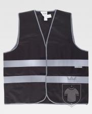 Chalecos Work Team HVTT03 Colores color Black :: Ref: NG