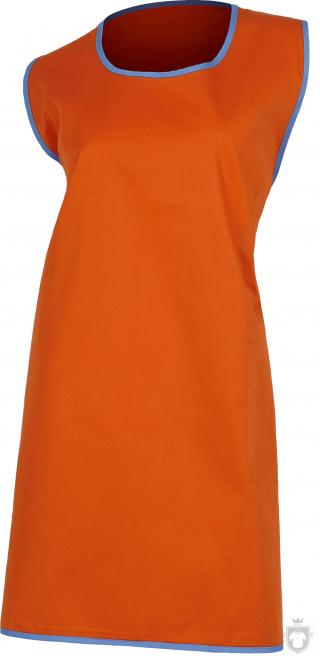 Textil-hogar Work Team Casulla Servicios M2007 W color Orange :: Ref: NR