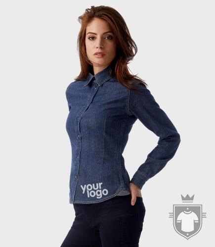 Camisas B&C Vision W