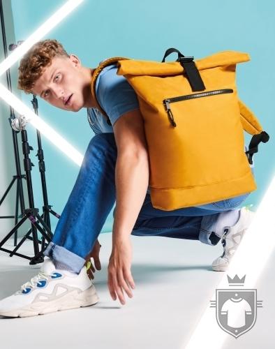 Bag Base Recycled Roll Top Backpack BG286
