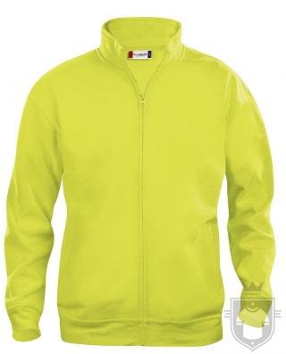 Clique Basic Cardigan fluor