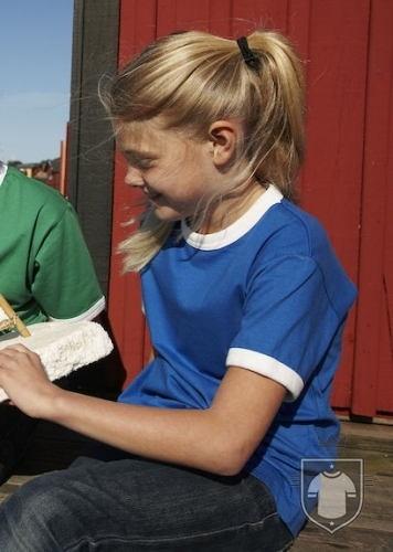 Clique T-shirt bicolore Nome enfants