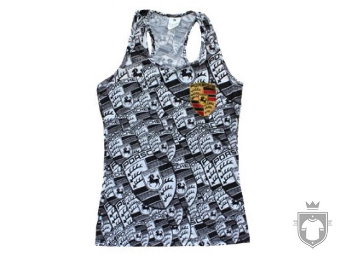 FSFP T shirts de alças Full Urban Confecionada W