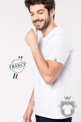T-shirts Kariban Bio Origine France Garantie