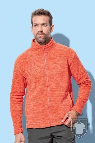 Stedman Active Melange Fleece Jacket