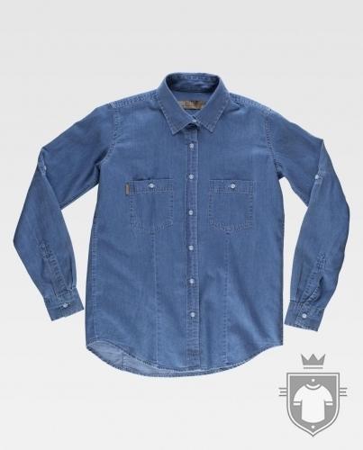Camisas Work Team Camisa industrial tejana W