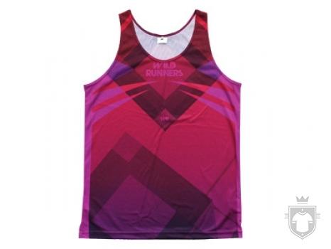 FSFP T-shirts de alças Full Sport Confecionada W