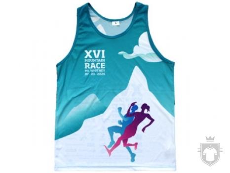FSFP T-shirts de alças Full Sport Confecionada