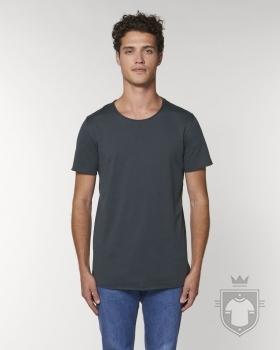 Tshirts StanleyStella Skater color India Ink Grey :: Ref: C715