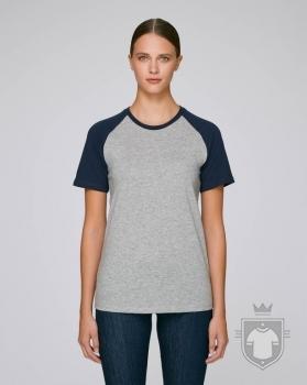 Stanley/Stella Baseball Short Sleeve H