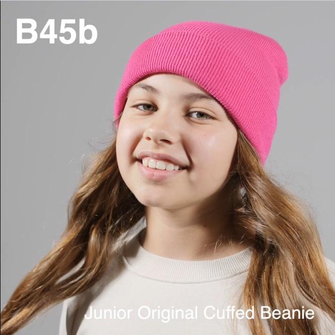 Vídeo de detalle Beechfield Berretto Beechfiel B45 con risvolto Kids