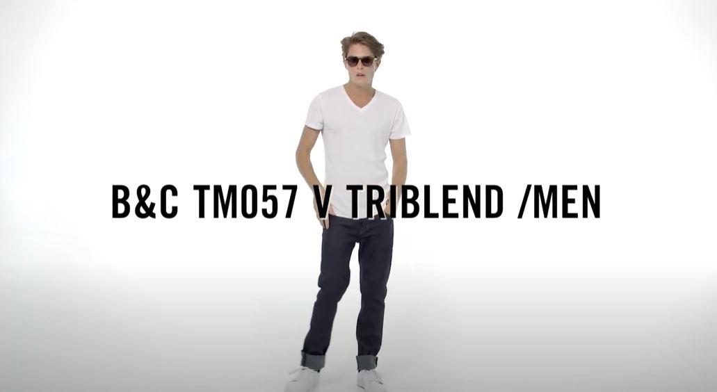Vídeo de detalle BC Triblend scollo a V