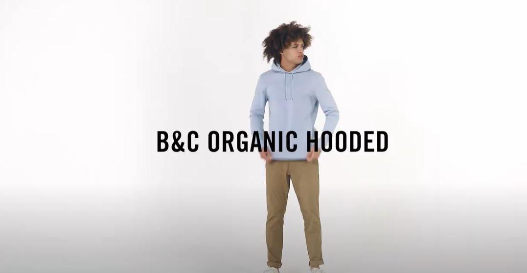 Vídeo de detalle BC Organic Hooded