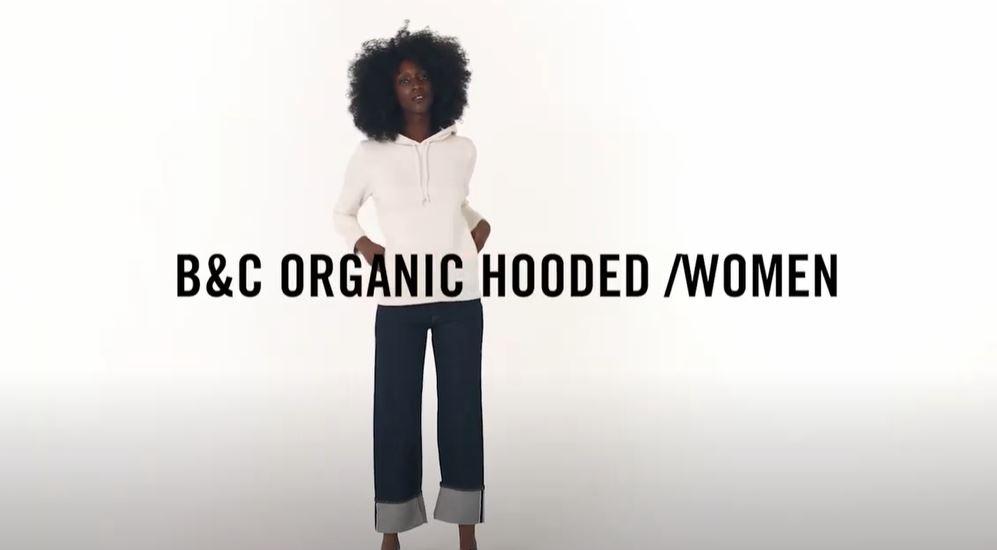 Vídeo de detalle BC Organic Hooded W