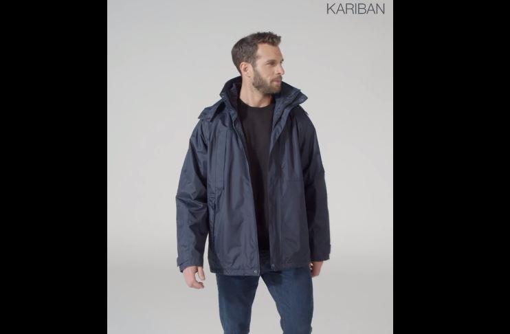 Vídeo de detalle Kariban Parka