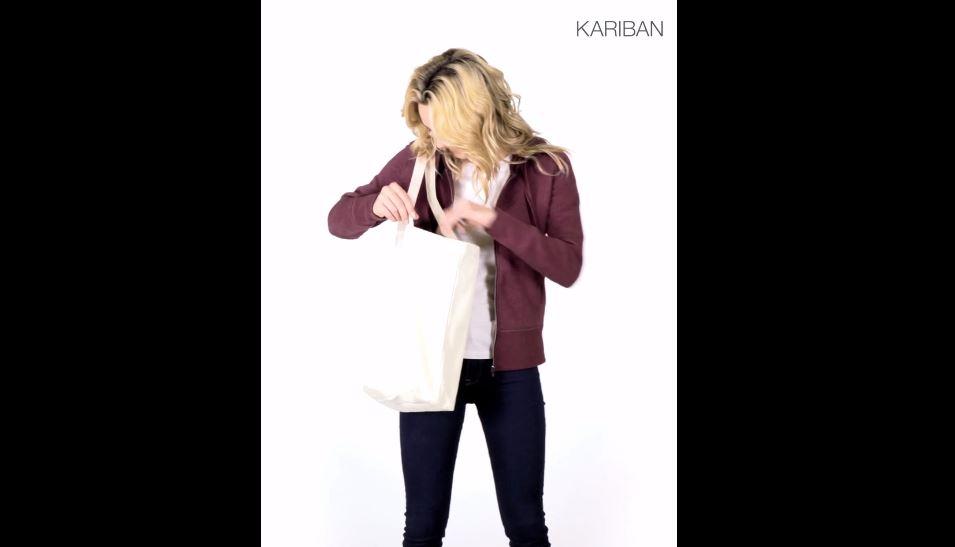 Vídeo de detalle Kariban Shopping Bio